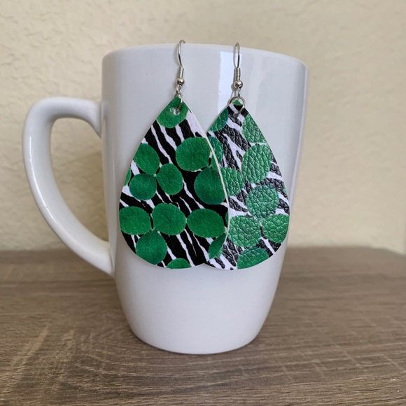St. Patrick's Day Earrings